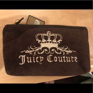 Brand new Juicy couture pouch
